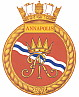 HMCS Annapolis badge