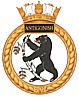 HMCS Antigonish badge
