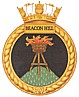 HMCS Beacon Hill badge