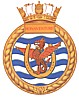 HMCS Bonaventure badge