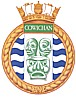 HMCS Cowichan badge