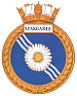 HMCS Margaree badge