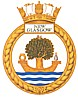 HMCS New Glasgow badge