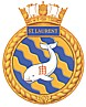 HMCS St Laurent badge