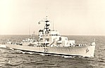 HMCS Antigonish, DND photo, 1966