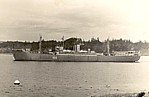 HMCS Cape Breton, 1962 DND photo