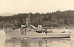 HMCS Cowichan, DND photo