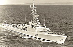 HMCS Kootenay, DND photo