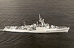 HMCS Qu'Appelle, 1977 DND photo