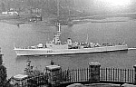 HMCS Yukon, 1963 DND photo