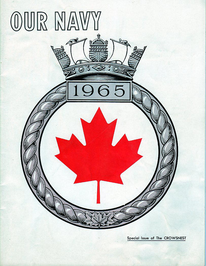 Royal Canadian Navy : The Crowsnest, 1965