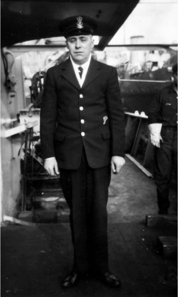 Unidentified Petty Officer.