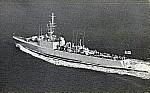 HMCS Mackenzie, DND photo