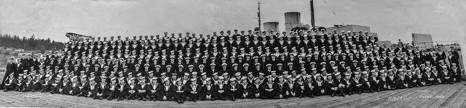 Royal Canadian Navy : HMCS Prince Robert