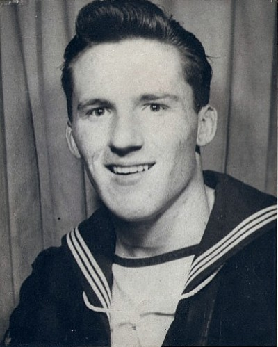 Royal Canadian Navy : Ron Armstrong, 1967.