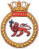 HMCS Brockville badge