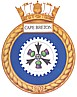 HMCS Cape Breton badge