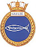 HMCS Grilse badge