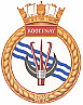 HMCS Kootenay badge