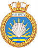 HMCS Ojibwa badge