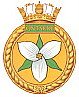 HMCS Ontario badge