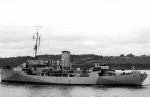 HMCS Chilliwack, 1942 DND photo