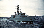 HMCS Iroquois, 1978, Brian Lapierre photo