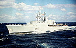 HMCS Annapolis, 1978, Brian Lapierre photo