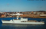 HMCS Assiniboine, 1988 DND photo