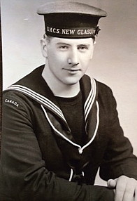 unknown sailor, HMCS New Glasgow